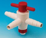Three-Way Valve for Vacuum Pump