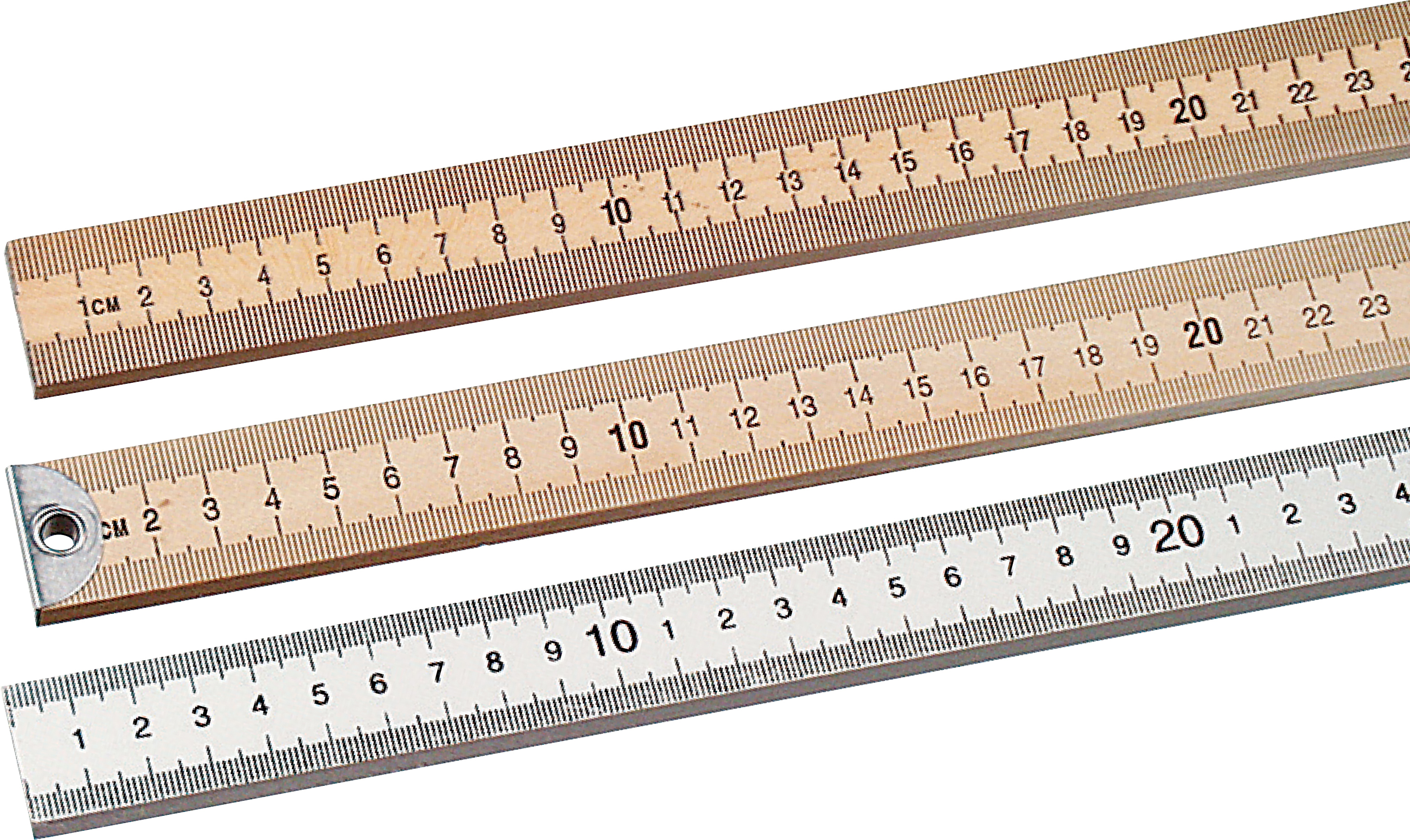 Multimeter Used In Physics Lab : Meter stick hardwood double sided metric