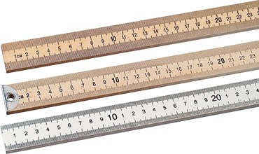 Double-Sided Metric Only Meter Stick