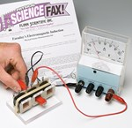 Faraday's Electromagnetic Induction Physics Demonstration Kit