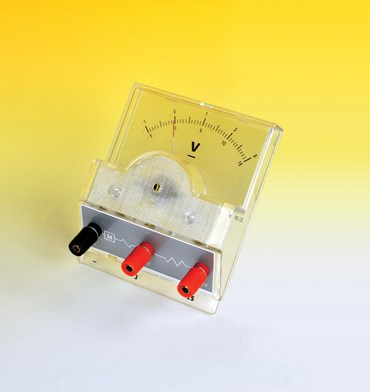 Projection Voltmeter