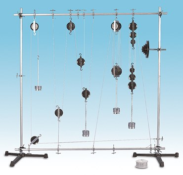 Pulley Demonstration Kit for Physical Science and Physics