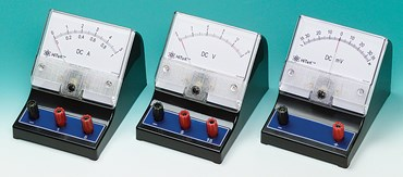 DC Bench Meters for Physics