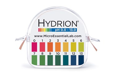 Hydrion Insta-Check pH Test Paper
