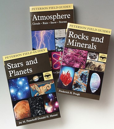 Rocks and Minerals Peterson Guide and Field Book for Geology and Earth Science