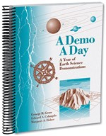 A Demo A Day for Earth Science Book of Demonstrations and Experiments