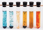 Colorful Iron Complexes Chemical Demonstration Kit