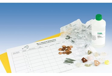 Be a Mineral Detective—Geology Laboratory Kit for Earth Science