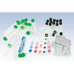 Freshwater Pollution Testing Laboratory Kit for Environmental Science
