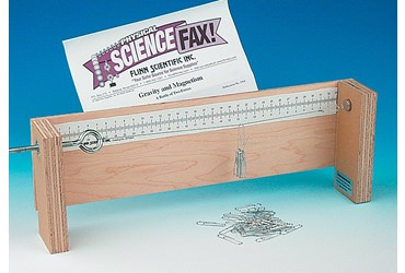 Gravity and Magnetism: Battle of Two Forces Demonstration Kit for Physical Science and Physics