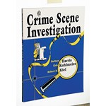 Crime Scene Investigation (CSI) Forensics Activity Book