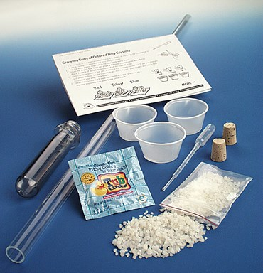 Rainbow Wand Polymer Chemistry Demonstration Kit