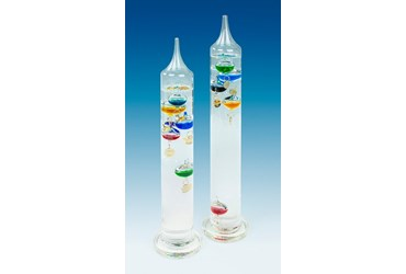 Galileo Thermometer 13""