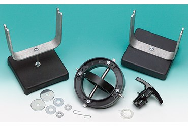 Gyroscope and Gimbal Cradle Kit for Physical Science and Physics