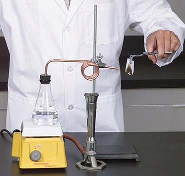 Superheated Steam Thermodynamics Chemistry Demonstration Kit