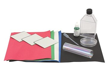 Color and Light Spectrum Demonstration Kit for Physical Science and Physics