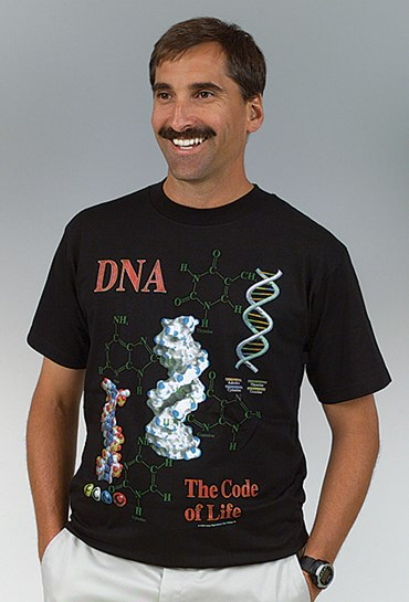 DNA Code of Life T-Shirt for Biology and Life Science