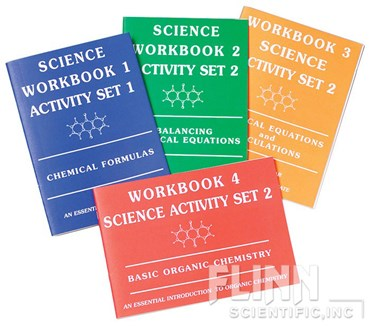 Organic Structures Workbook for Chemistry