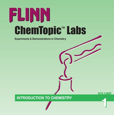 Flinn ChemTopic Labs™ Introduction to Chemistry Lab Manual, Volume 1