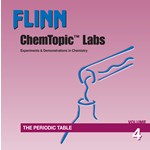 Flinn ChemTopic Labs™ The Periodic Table Lab Manual, Volume 4