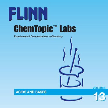 Flinn ChemTopic Labs™ Acids and Bases Lab Manual, Volume 13