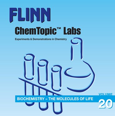 Flinn ChemTopic Labs™ Biochemistry & the Molecules of Life Lab Manual, Volume 20