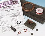 DC Motor Made Simple Laboratory Kit for Physical Science and Physics