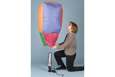 Up, Up and Away Hot Air Balloon Science Laboratory Kit