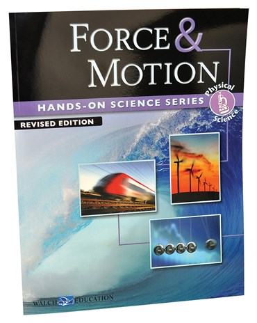 Force and Motion Lab Activities and Experiments for Physical Science and Physics