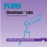Flinn ChemTopic Labs™ Atomic and Electron Structure Lab Manual, Volume 3