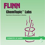 Flinn ChemTopic Labs™ Chemistry of Gases Lab Manual, Volume 8