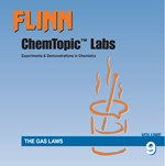 Flinn ChemTopic Labs™ The Gas Laws Lab Manual, Volume 9