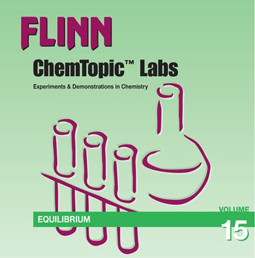 Flinn ChemTopic Labs™ Equilibrium Lab Manual, Volume 15