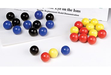 Keep Your Eye on the Ions - Double Replacement Model Demonstration Kit