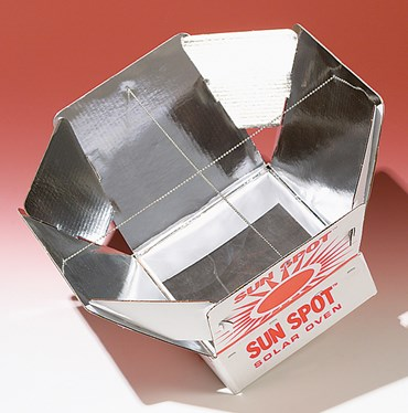 Solar Oven for Science Class
