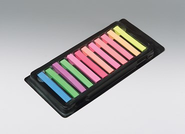 Fluorescent-Colored Chalk Pastels
