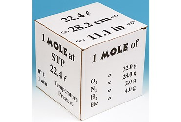 Mole Box Chemistry Model