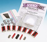 Introduction to Magnets Laboratory Kit for Physical Science and Physics