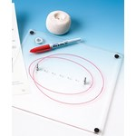 Elliptical Orbit Overhead Demonstration Kit for Astronomy and Space Science