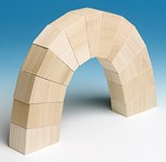 Catenary Arch Physical Science and Physics Model