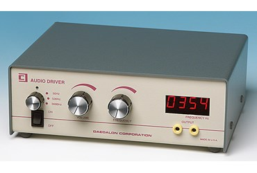 Audio Function Generator