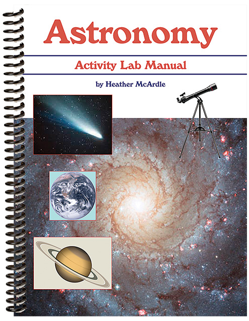 Astronomy Activity Lab Manual for Earth and Space Science ...