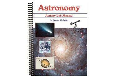 Astronomy Activity Lab Manual for Earth and Space Science