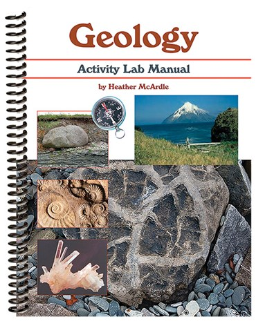 Geology Activity Lab Manual for Earth Science