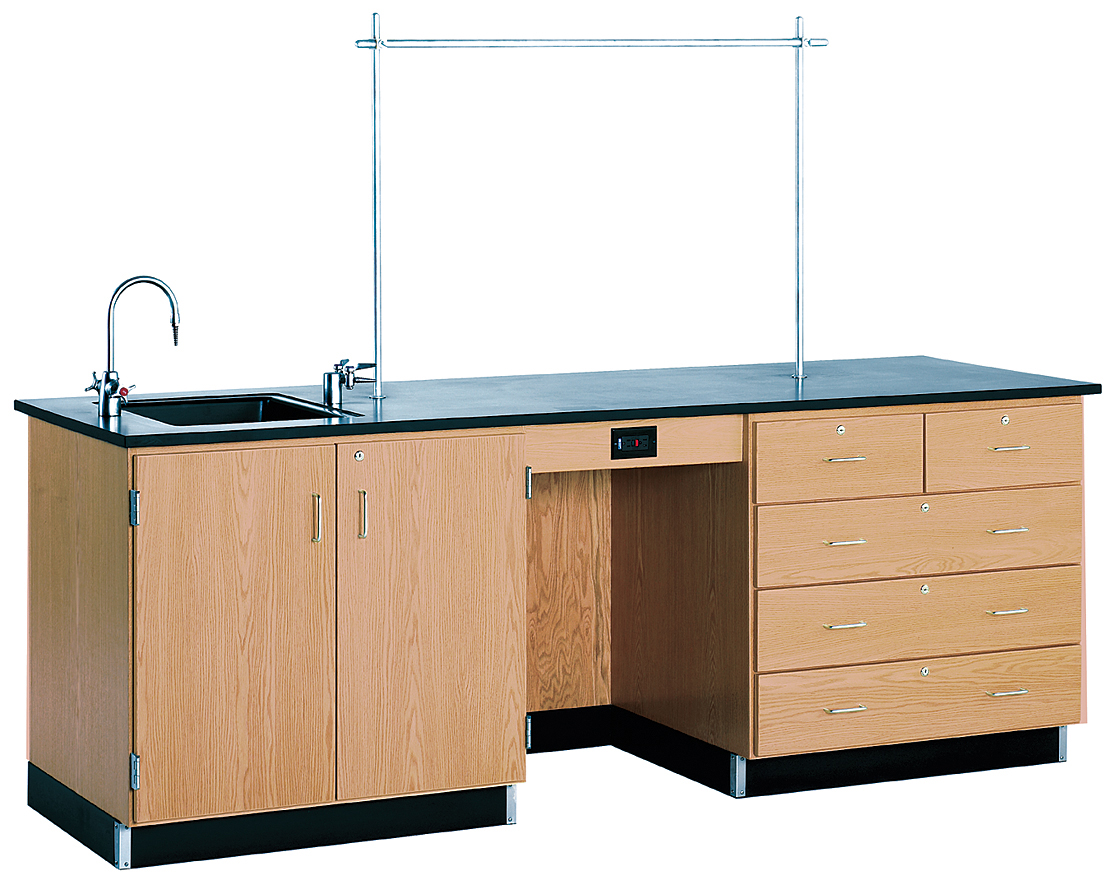 Lab Demonstration Tables for the Science Classroom