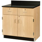 Floor Storage Cabinet for the Science Lab and Classroom, 36""