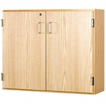 Wall Mounted Storage Cabinet for Science Lab and Classroom, 36""