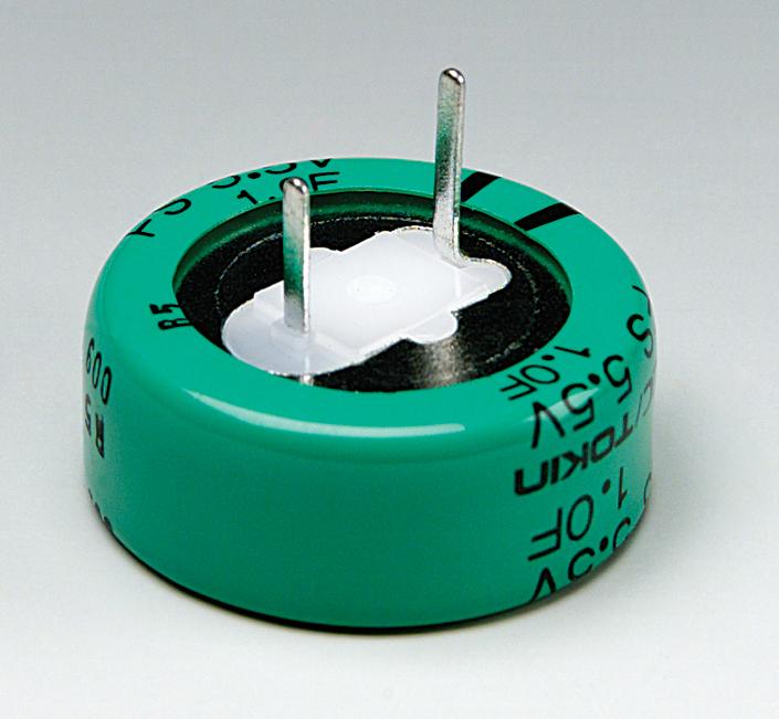 1-Farad Capacitor Demonstration