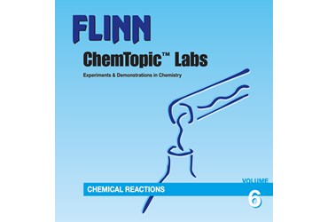 Flinn ChemTopic Labs™ Chemical Reactions Lab Manual, Volume 6