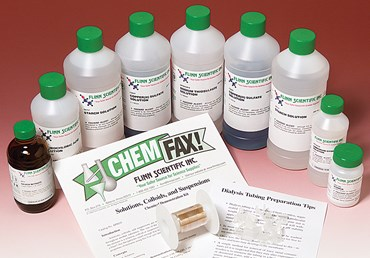 Solutions, Colloids and Suspensions Chemical Demonstration Kit